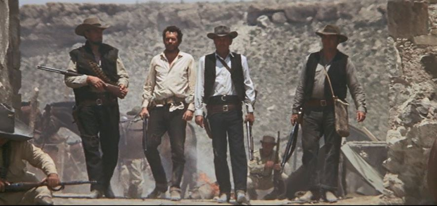 Classic Film and TV Café: The Wild Bunch - Looking Back on Peckinpah's  Classic After 50 Years